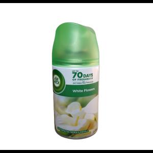 Air Wick freshmatic náhradná náplň 250 ml White Flowers