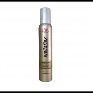 Wellaflex penové tužidlo na vlasy 200ml Farbbrillanz 3