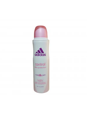 Adidas deodorant 150ml Control Ultra Protection Cool & Care 0%