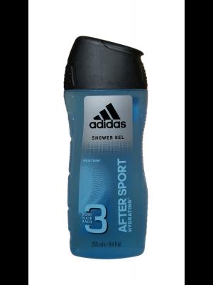 Adidas sprchový gél 250ml After Sport