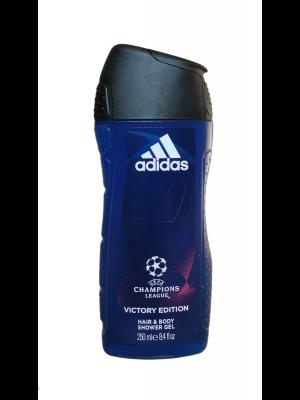 Adidas sprchový gél 250ml UEFA