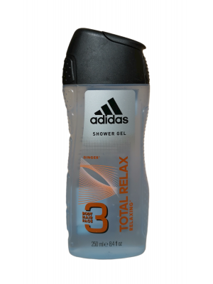 Adidas sprchový gél 250ml Total Relax