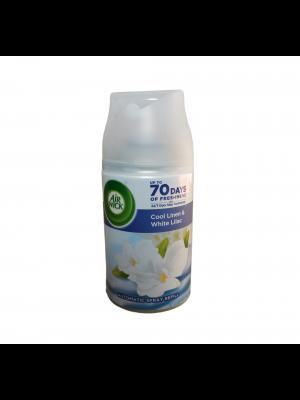 Air Wick freshmatic náhradná náplň 250 ml Cool Linen & White Lilac