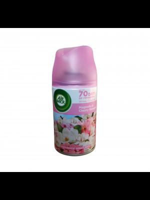 Air Wick freshmatic náhradná náplň 250 ml Magnolia & Cherry Blosson