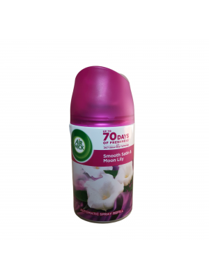 Air Wick freshmatic náhradná náplň 250 ml Smooth Satin & Moon Lily