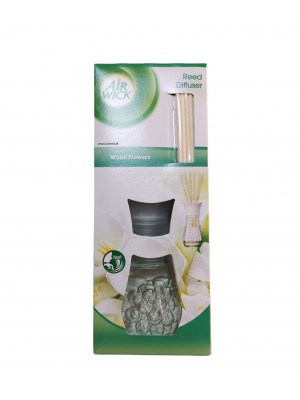 Air Wick Reed Diffuser 30 ml White Flowers