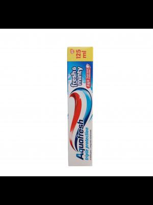 Aquafresh zubná pasta 125ml Fresh Mint