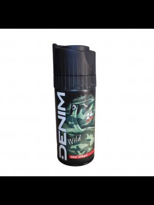 Denim deodorant 150 ml Wild