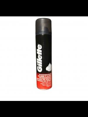 Gillette pena na holenie 300ml Regular