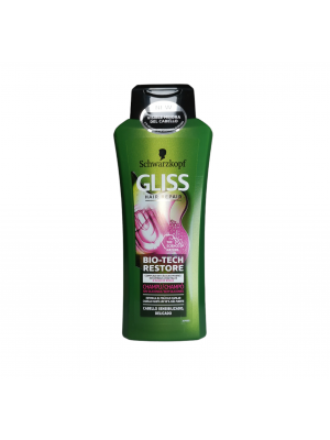 Gliss Kur šampón na vlasy 400ml Bio - Tech Therapy