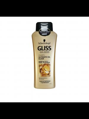 Gliss Kur šampón na vlasy 400ml Ultimate Oil Elixir
