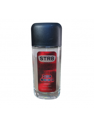 STR 8 deodorant 85ml red
