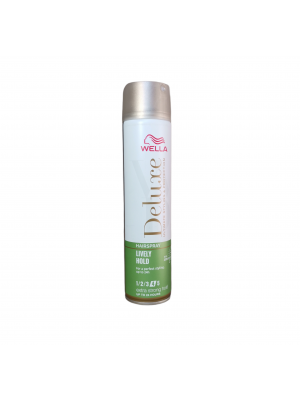 Wella lak na vlasy 250ml Deluxe Lively Hold 4